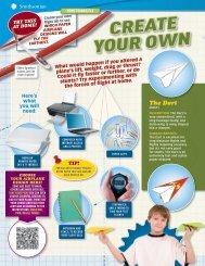 Create Your Own Flight Lab (PDF) - Smithsonian Education