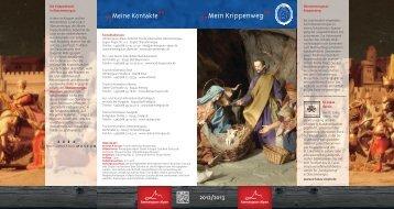 """""""Mein Krippenweg - Oberammergau Museum"""