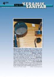 Wasserwelten: Die EXPO 2008 in Zaragoza macht Wasser und ...