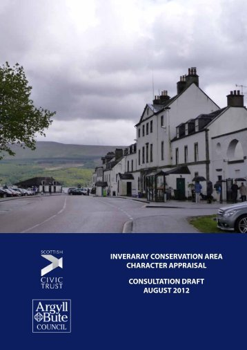 Inveraray conservation area appraisal - Argyll and Bute Council
