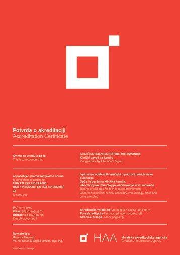 Untitled - Klinički zavod za kemiju