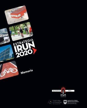 Memoria cast para PDF - Ayuntamiento de Irun