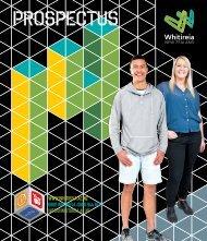 PROSPECTUS - Whitireia Community Polytechnic