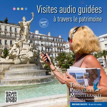 Audio-guide - Toulon Voiles de Légende