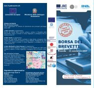 Brochure dell'evento - Enea