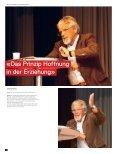 magazin für lebensaspekte und glauben 0213 - Stiftung Gott hilft - Page 4