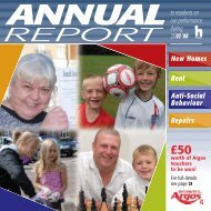 Residents Annual Report 07-08