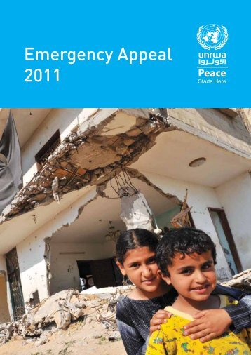 Emergency Appeal 2011 - Unrwa