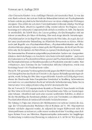 Vorwort zur 6. Auflage 2010