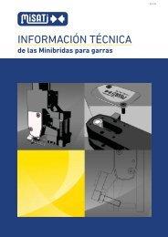 INFORMACIÓN TÉCNICA - Misati.com