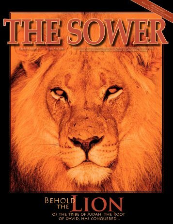 of the tribe of Judah, the Root of David, has conquered...