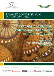 Islamic Bonds (Sukuk) - Asian Strategy & Leadership Institute