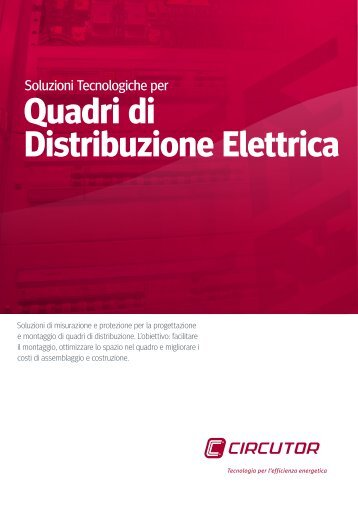 Quadri di Distribuzione Elettrica - Circutor