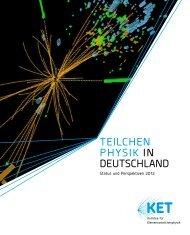 Teilchen physik in DeuTschlanD - Komitee für ...