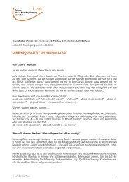 Referat Hans Jakob Müller - Über uns