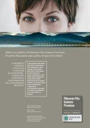 Fideuram Vita Insieme Premium