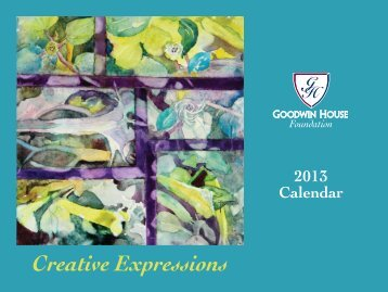 Creative Expressions - Goodwin House