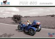 FUN 500 Automatic - Trike Centrum Vinkeveen