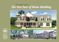 The New Face of Home Building - LaValley Building Supply