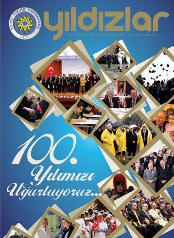 11. Sayı ( Ekim/Kasım/Aralık 2012 ) - Yıldız Teknik Üniversitesi