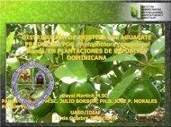 PRODUCIDA POR Phytophthora cinnamomi Phytophthora ... - CEDAF