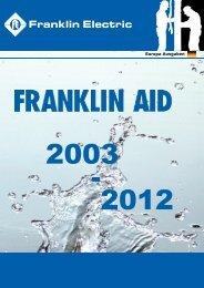 FE AID Buch Deutsch - Franklin Electric Europa