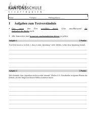 Deutsch 2. Sek 2008 - SchulArena.com