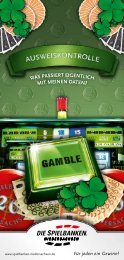 Sng ausweis automaten web - Spielbanken Niedersachsen ...