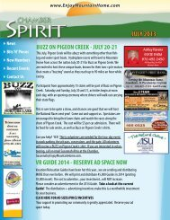 JULY 2013 - Mountain Home Chamber of Commerce