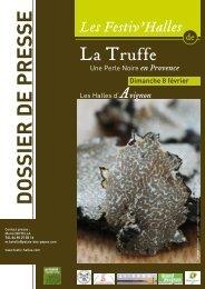 HALLES de la truffe noire - Avignon