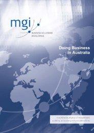 Doing Business in Australia _ July 2012.pdf - MGI
