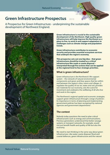 Green Infrastructure Prospectus (Natural Economy Northwest ...