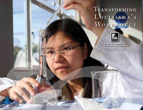 Transforming Louisiana's Workforce - Louisiana Community and ...