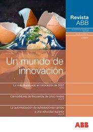 Un mundo de innovación - Contact ABB