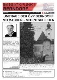 Online Zeitung 07-2008 - ÖVP Salzburg