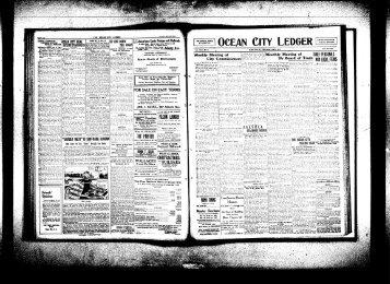 Jun 1915 - On-Line Newspaper Archives of Ocean City