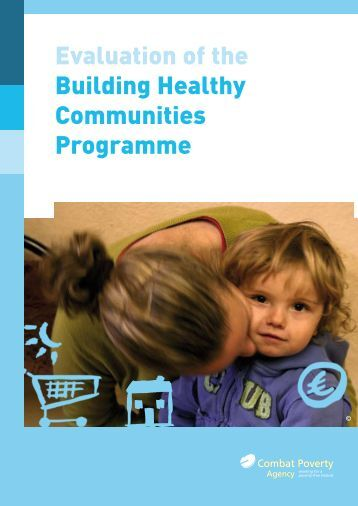 Evaluation of the Building Healthy Communities Programme (2009)