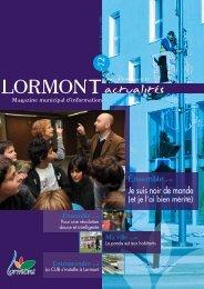 Lormont Actualités n°72