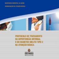 Protocolo de Tratamento da Hipertensão Arterial - SEaD da UFSC