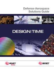 Defense-Aerospace Solutions Guide - Avnet Electronics Marketing ...