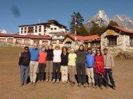 Bilderimpressionen zum Mount Everest Trek