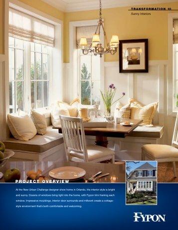 Sunny Interiors - Fypon, Ltd.