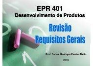EPR 401 - Carlosmello.unifei.edu.br
