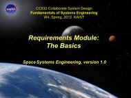 Requirements Analysis Basics - Systems Modeling Simulation Lab ...