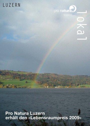 Herunterladen - Pro Natura Luzern