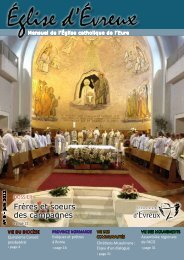 N° 6 - juin 2012 - Diocèse d'Evreux