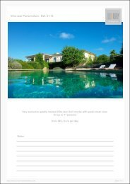 Villa near Porto Colom - Luxury Holidayhomes on Mallorca