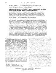 View - Chemical & Biomolecular Engineering