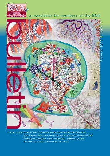 reports - British Neuroscience Association