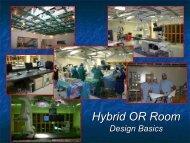 Hybrid OR Room - VascularWeb